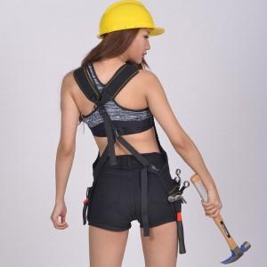 WOLUNTU® Decoration painting kit  work construction apron garden gardening art Tool apron