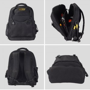 Durable shoulders electrician tool backpack ,Shoulder kit bag Computer bag electrician bag