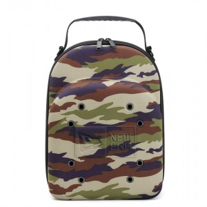 Best china Supplier Custom baseball Camouflage cap storage bag for hat carrying