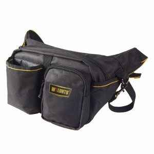Multi-function canvas thickening electrician waist bag tool belt