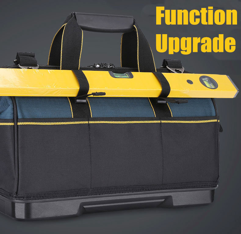 Heavy-Duty-Wide-Mouth-large-capacity-shoulder-Tool-Bag-with-thicken-plastic-bottom-1