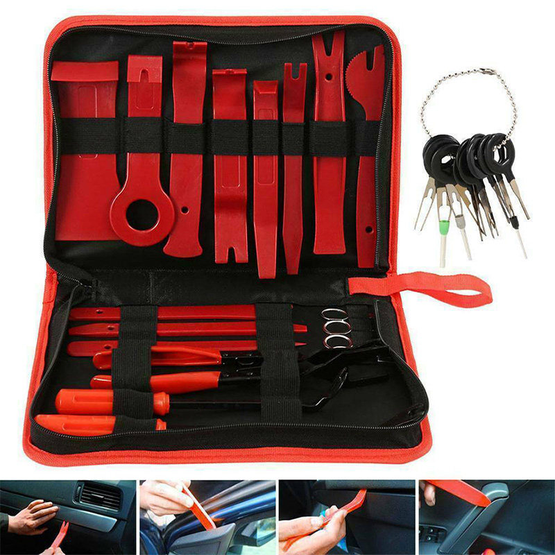 31PCS-Waterproof-Interior-Van-DIY-Replacement-Parts-Pouch-Pry- Tool-Styling-Mouldings-Car-Stereo-Dismantlement-Car-Trim